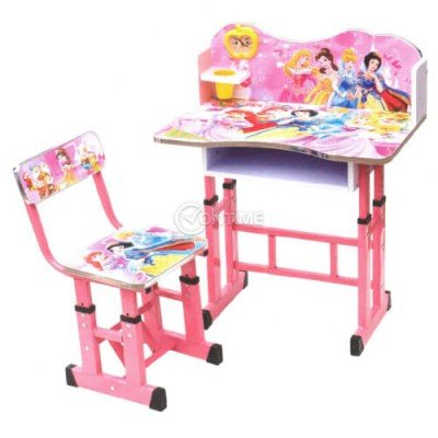 Детско бюро и столче Принцеси