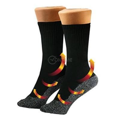 Чорапи за студени крака с алуминиеви нишки и аеро технология