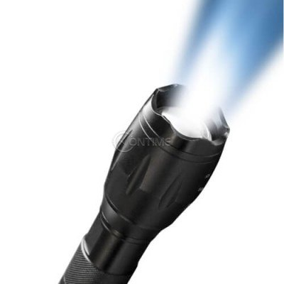 Фенерче с различни режими и зуум функция