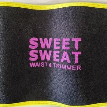 Неопренов фитнес колан за отслабване и максимално изпотяване Sweet Sweat