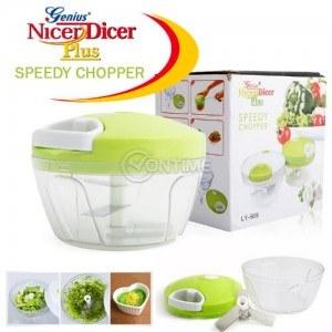 Резачка за зеленчуци чопър Nicer Dicer Speedy Chopper
