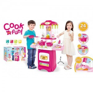 Детска кухня играчка Cook Fun