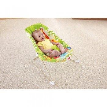 Бебешки шезлонг люлка с вибрация