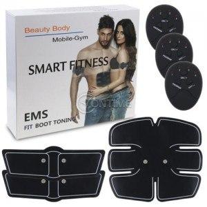 Електростимулатор за стягане и оформяне на мускули от 3 части