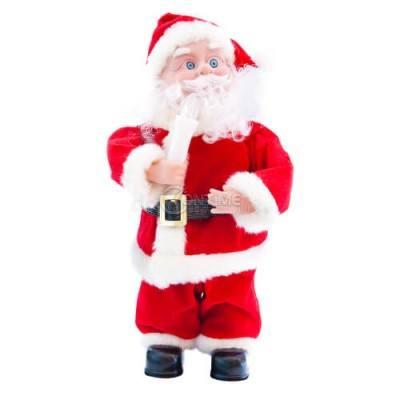 Пеещ и танцуващ Дядо Коледа