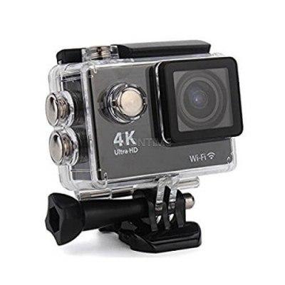 Екшън камера с 4K резолюция