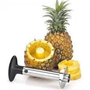 Резачка за ананас на спирала