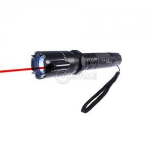 Фенер с електрошок и лазер Power Style 288