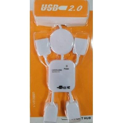 USB разклонител с 4 изхода
