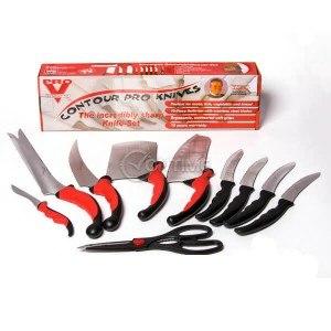 Комплект ножове Contour Pro