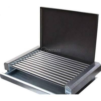 Електрическа скара металокерамика 1600W с капак