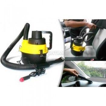 Прахосмукачка за сухо и мокро почистване за автомобил