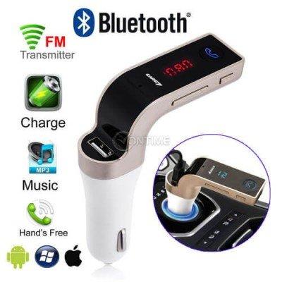 FM трансмитер с MP3 плейър