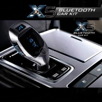 Трансмитер за кола USB Hands Free MP3 Player Bluetooth