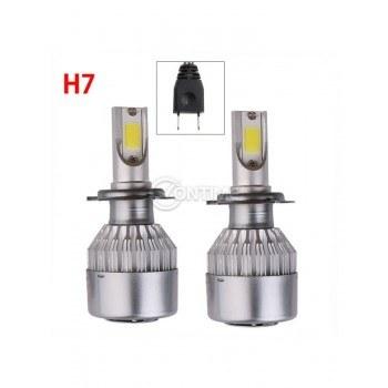 LED крушки за кола h7/ h1/ h4