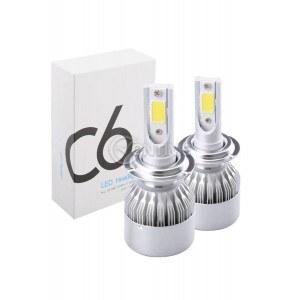 LED крушки за кола h7