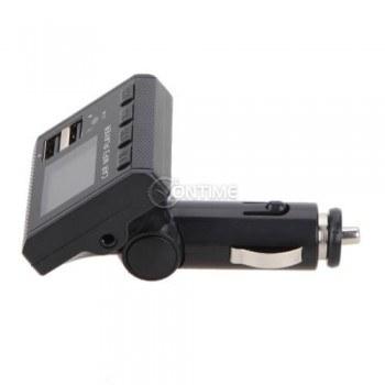 МП3 плеър за кола дистанционно 2 х USB трансмитер