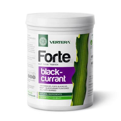 Vertera Gel Forte касис за здраво сърце