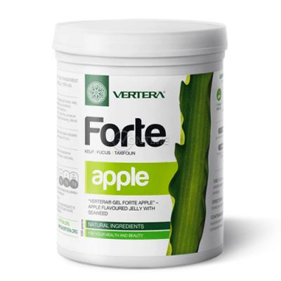 Здравословна храна за дълголетие Vertera Gel Forte с ябълка