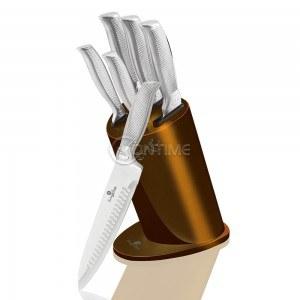 Berlinger Haus комплект луксозни ножове с поставка BH/2271A