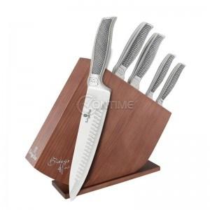 Кухненски ножове Berlinger Haus BH2252 с дървена стойка
