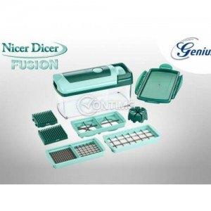 Кухненско ренде Nicer Dicer Fusion сет от 10 части