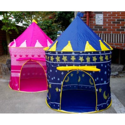 Детска палатка за игра Замък