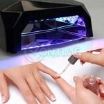 Бърза CCFL LED лампа за нокти