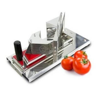 Машина за рязане на домати на шайби