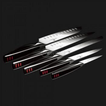 Комплект ножове с дървена стойка Berlinger Haus BH 2248