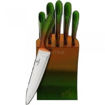 Ножове със стоманена стойка Berlinger Haus BH2175