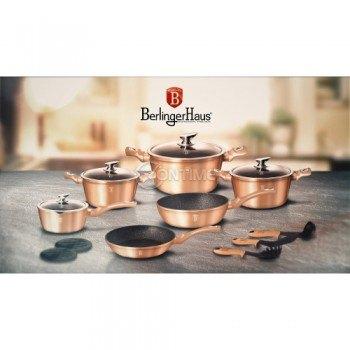 Комплект тенджери Berlinger Haus BH1224N