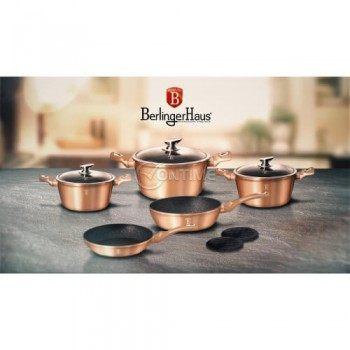Тенджери и тигани комплект Berlinger Haus BH1220N