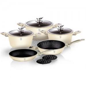 Комплект съдове за готвене Berlinger Haus BH1221