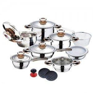 Комплект съдове за готвене Berlinger Haus BH1387