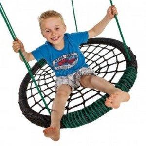 Люлка за деца тип гнездо KBT Oval