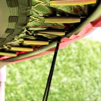 Батут 244 см диаметър с защитна мрежа