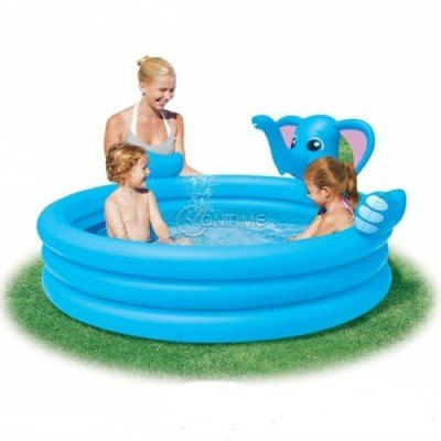 Детски надуваем басейн Bestway слонче