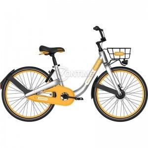 Велосипед с GPS връзка Obike