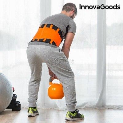 Фитнес колан неопренов за стягане на кръста INNOVAGOODS
