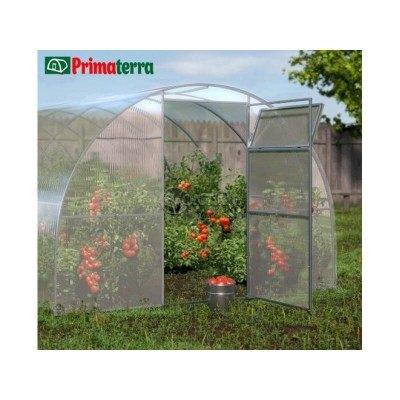 Оранжерия поликарбонат и стомана Primaterra Standart