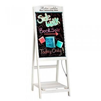 Светеща рекламна табела за заведения