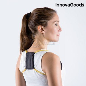 Колан за изправяне и поддържане на стойката и на гърба InnovaGoods