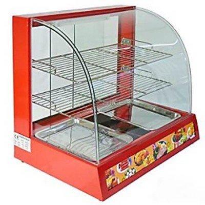 Топла витрина 1200W 65/50/62 см