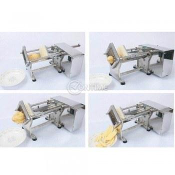 Резачка за картофи електрическа с три ножа