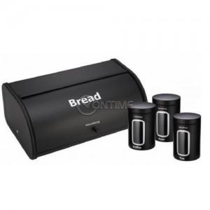 Кутии за хляб и подправки