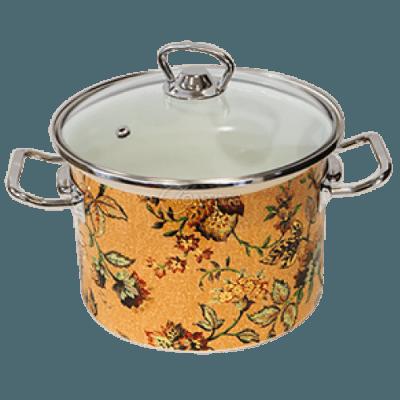 Емайлирана тенджера 3 литра Версай