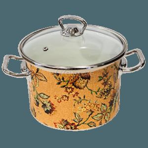 Стоманена тенджера 5.5 литра Версай