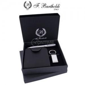 Луксозен комплект за подарък F. Bartholdi
