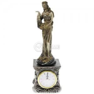 Декоративна фигура часовник Фортуна